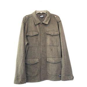 Vans olive Jacket